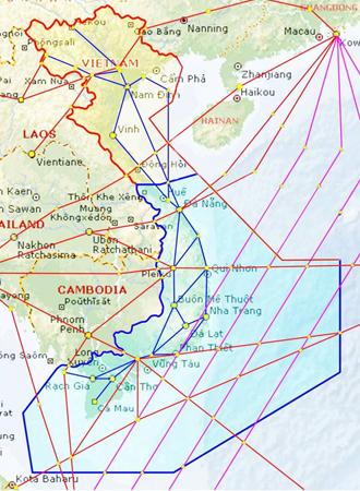 Báo Thái Lan cảnh báo máy bay Trung Quốc gây nguy hiểm ở Biển Đông 1