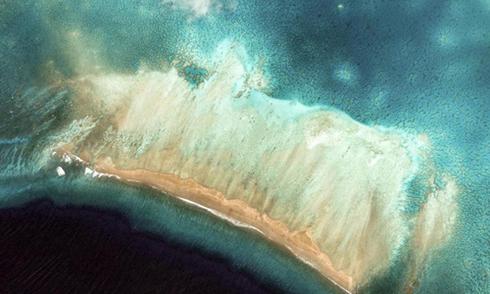 Kim cương ẩn sâu dưới lòng đất hình thành từ nước biển