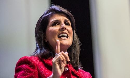 Nữ tướng đảng Cộng hòa phản pháo thông điệp liên bang của Obama 3