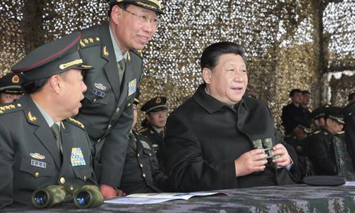 Xóa sổ các tổng cục, ông Tập nắm chặt quân đội trong tay 2
