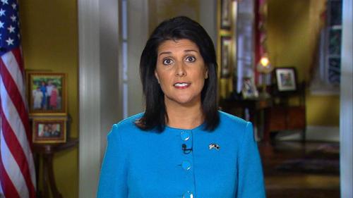 Nữ tướng đảng Cộng hòa phản pháo thông điệp liên bang của Obama 2