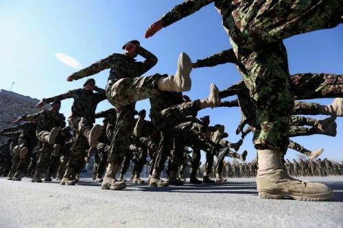 "Binh sĩ ""ma"" khiến Afghanistan chật vật chống Taliban 1"