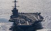 Iran tố tàu sân bay Mỹ khiêu khích khi hai tàu hải quân bị bắt