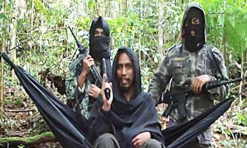 Trùm khủng bố thân IS bị Indonesia truy nã gắt gao 2
