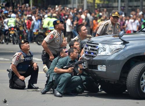 """IS âm mưu thiết lập """"đế chế phương xa"""" ở Indonesia 1"""