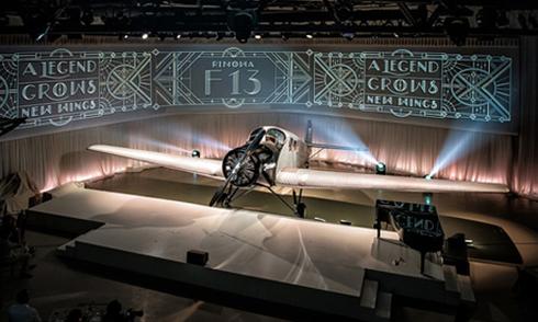 Hồi sinh máy bay chở khách huyền thoại Junkers F13