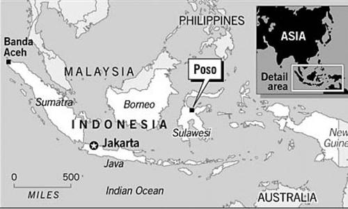 Trùm khủng bố thân IS bị Indonesia truy nã gắt gao 3