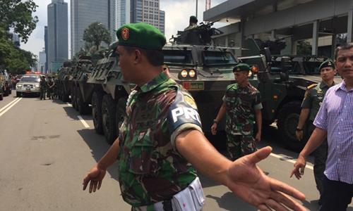 """IS âm mưu thiết lập """"đế chế phương xa"""" ở Indonesia 2"""