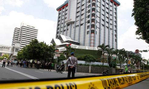 IS tuyên bố nhận trách nhiệm tấn công Indonesia
