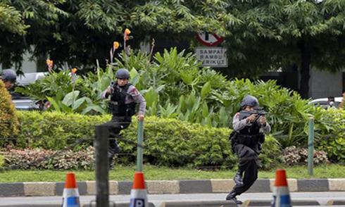 Nghi phạm tấn công Indonesia từng ca ngợi vụ khủng bố Paris