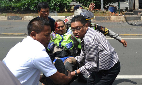 Không có nạn nhân người Việt trong vụ khủng bố ở Indonesia