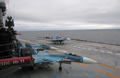 Nga nỗ lực hồi sinh năng lực đóng tàu sân bay 2