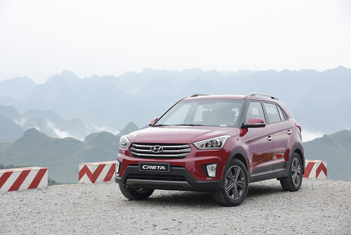 Hyundai Creta - dấu hỏi ở Việt Nam 1