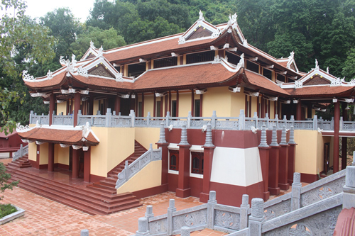 Đề xuất chỉnh sửa công trình không phép tại chùa Hương 1