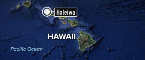 Vị trí Haleiwa,