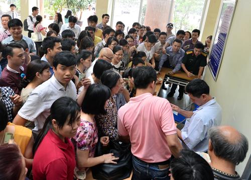 Hà Nội sẽ tuyển sinh đầu cấp qua mạng 1