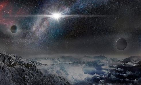 Siêu tân tinh sáng gấp 20 lần dải Ngân hà