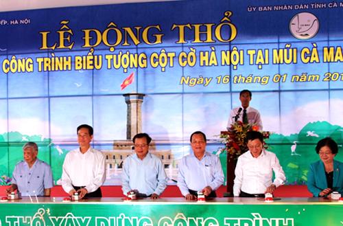 Thông xe tuyến đường Hồ Chí Minh đến Đất Mũi Cà Mau 3