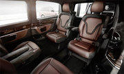 Mercedes V-class độ - xe van đẳng cấp thương gia
