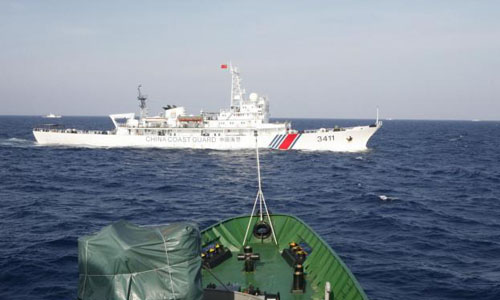 """Chuyên gia Mỹ: """"Biển Đông năm nay sẽ căng thẳng hơn"""" 1"""