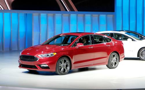 sam 8557 1 4666 1453108492 Ford giới thiệu Fusion phiên bản mới 2017