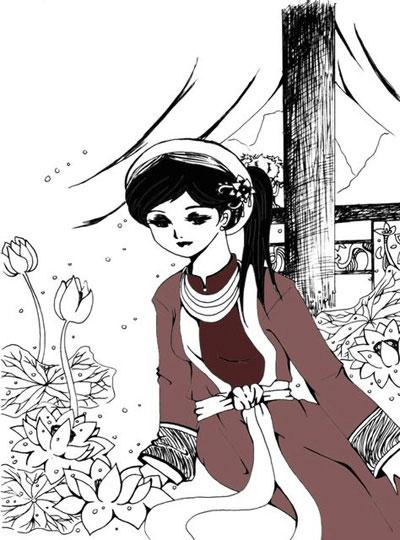 Chuyện công chúa lấy 2 vua làm chồng trong sử Việt 1