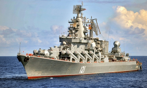 Tàu tuần dương Moskva