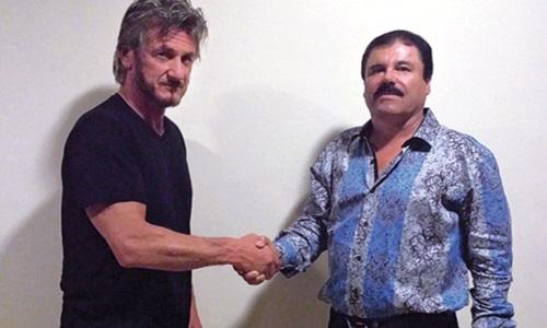 Cuộc săn lùng trùm ma túy Guzman sau cuộc gặp với tài tử Hollywood 1