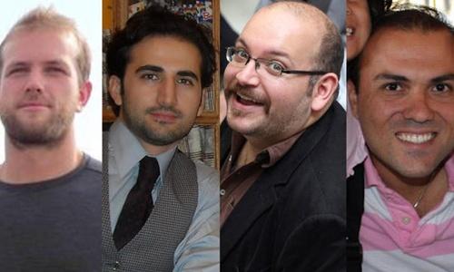 Cuộc đàm phán kịch tính đưa tù nhân Mỹ trở về từ Iran 1