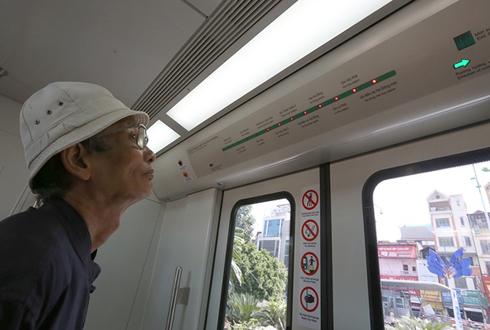 Thiết kế tàu điện Cát Linh - Hà Đông được chỉnh sửa 1