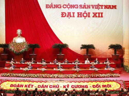 bao-quoc-te-viet-ve-khai-mac-dai-hoi-dang-xii