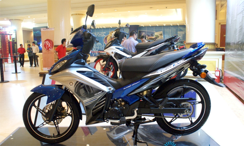 Yamaha Exciter 135 đời 2016 lộ diện 1