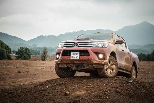 Cơ hội nào cho Toyota Hilux mới tại Việt Nam 1