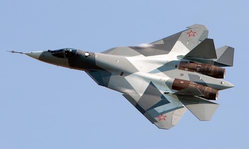 """Nga ngấm """"nỗi đau tàng hình"""" từ siêu tiêm kích T-50 1"""