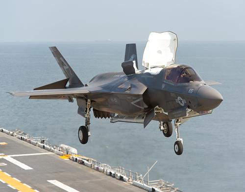"""Hệ thống tác chiến biến tiêm kích F-35 thành """"chiến binh sống"""" 2"""
