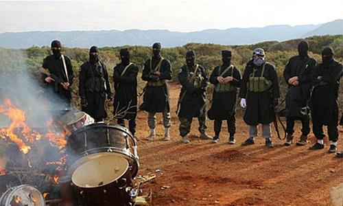 Thất thủ ở Syria, thủ lĩnh IS tìm đường lánh sang Libya 1