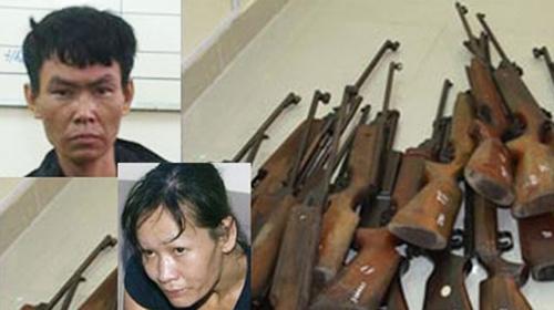Cuộc đột kích không đổ máu vào 'lò' chế tạo súng bút ở đất Cảng