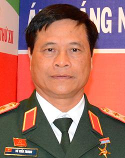 """Thượng tướng Võ Tiến Trung: """"Nếu các đảo bị tấn công, chúng ta phải cầm súng"""" 1"""