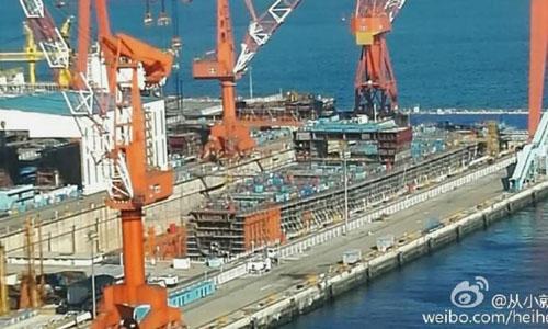 Liệu Trung Quốc có thể trở thành siêu cường tàu sân bay 2
