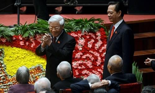 """Tướng Võ Tiến Trung: """"Trung ương giới thiệu ông Nguyễn Phú Trọng ở lại làm Tổng Bí thư"""" 3"""