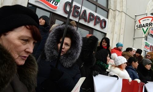 Nỗi lo cơm áo đè nặng dân Nga vì giá dầu lao dốc 2