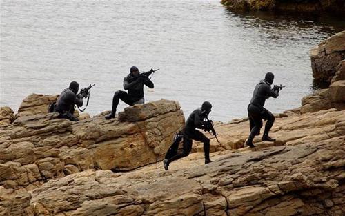Đặc nhiệm SEAL hải quân Mỹ được huấn luyện thế nào 1