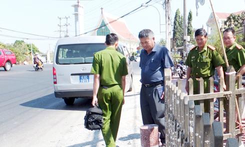 Khởi tố vụ án 2 vợ chồng bị sát hại trong biệt thự