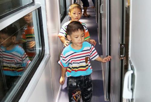 """Đường sắt Việt Nam có thêm đôi tàu """"5 sao"""" 2"""