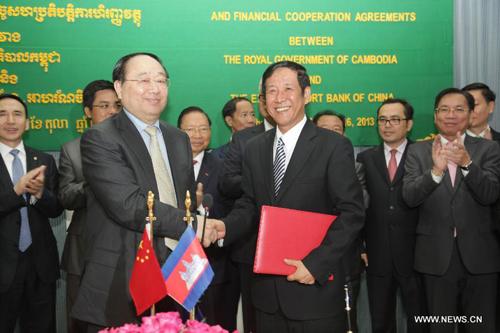 Cuộc đấu Mỹ - Trung giành ảnh hưởng ở Campuchia 3