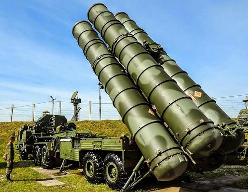 Tên lửa S-500, lá chắn thép bảo vệ thủ đô Nga 1