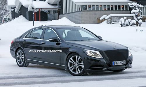 2018 Mercedes S Class Sedan 5 7156 1453890652 Mercedes S class 2017 nâng cấp thiết kế