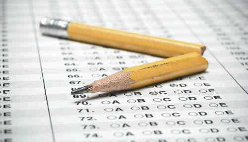 Bài kiểm tra bị đánh giá là quá khó và phức tạp với trẻ em tiểu học. Ảnh: Linkedin.