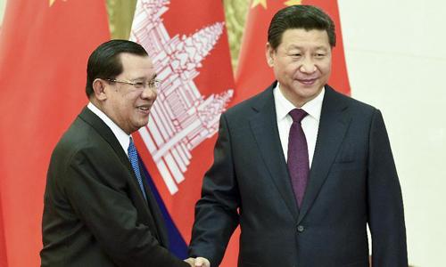 Cuộc đấu Mỹ - Trung giành ảnh hưởng ở Campuchia 2