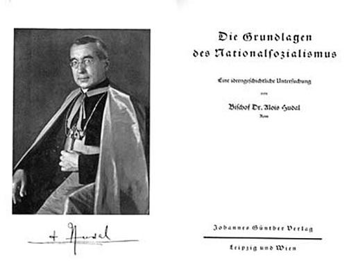 Giám mục tiếp tay giúp các trùm phát xít Đức đào thoát 2
